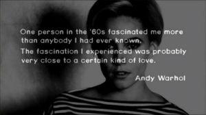 Warhol on e